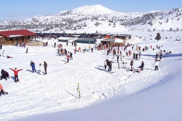 Εκσυγχρονίζεται το Χιονοδρομικό Κέντρο Καλαβρύτων - Εγκρίθηκε η πρόταση