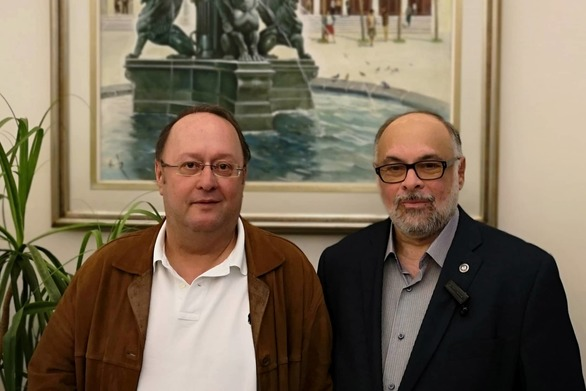 Πάτρα - Ο Ηλίας Θεοδωρόπουλος, υποψήφιος με το Νίκο Τζανάκο