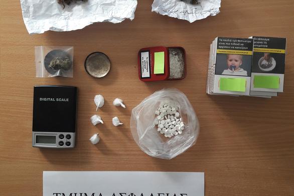 Συνελήφθη διακινητής ναρκωτικών στη Γαστούνη