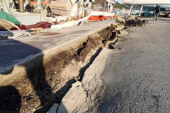 Οικονομική ενίσχυση ύψους 15.000.000 ευρώ στους σεισμόπληκτους της Ζακύνθου