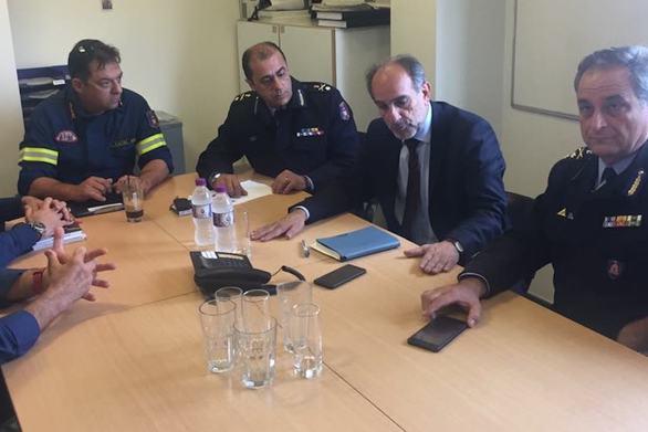 Δυτική Ελλάδα: Ακόμα εννέα πυροσβεστικά οχήματα από την Περιφέρεια για την Πυροσβεστική