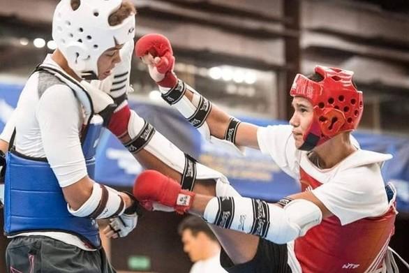 """Σωτήρης Μιχόπουλος - Ο 15χρονος από την Πάτρα θεωρείται """"παιδί θαύμα"""" στο tae kwon do"""