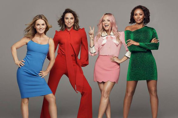 Ανάρπαστα τα εισιτήρια για τη περιοδεία των Spice Girls