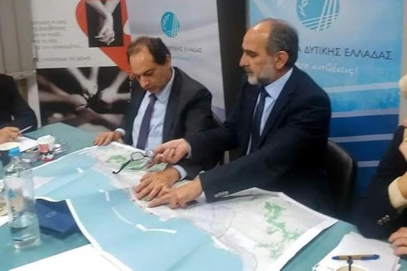 Δυτική Ελλάδα - Η πρόταση του υπουργείου για το φορέα διαχείρισης του φράγματος Πείρου Παραπείρου (video)