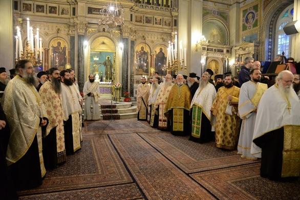 Ομόφωνο ψήφισμα από τους ιερείς της Μητρόπολης Πατρών κατά της συμφωνίας