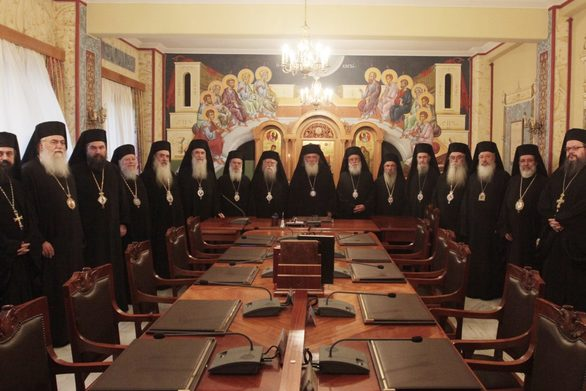Οι τρεις προτάσεις του Αρχιεπισκόπου Ιερώνυμου στην Έκτακτη Σύνοδο της Ιεραρχίας