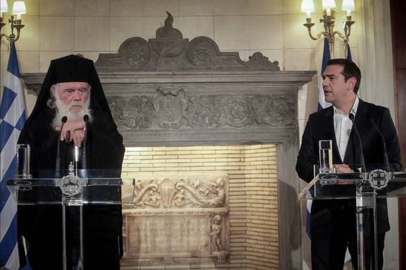 """""""Πεθαίνει"""" η Συμφωνία Εκκλησίας - Κράτους"""