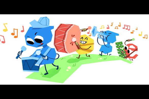 Η Google τιμά την ημέρα του παιδιού με το σημερινό της Doodle