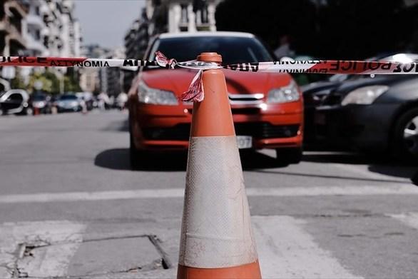 Πάτρα - Διακοπή της κυκλοφορίας οχημάτων στην οδό Βότση