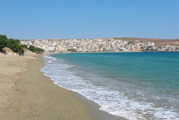 Νεκρή 74χρονη σε παραλία της Σητείας