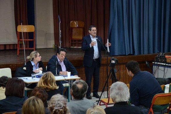 Πάτρα: Στα Βραχνέικα η επόμενη λαϊκή συνέλευση του Δήμου