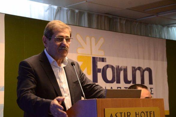 """Κώστας Πελετίδης: """"Στην Πάτρα υπάρχουν 30.000 άνεργοι"""""""