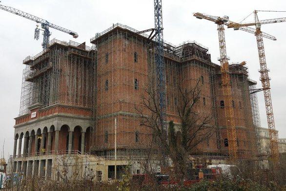 Ρουμανία: Eγκαινιάζει τον μεγαλύτερο ορθόδοξο ναό του κόσμου