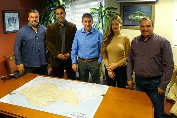 Στενή η συνεργασία του Γρηγόρη Αλεξόπουλου με το νέο Δ.Σ. Αστυνομικών Υπαλλήλων Αχαΐας
