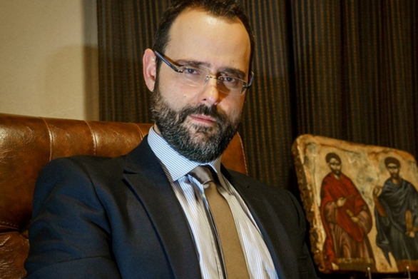 """Κωνσταντίνος Μαραβέγιας: """"Σε μια χώρα που γερνάει οι τρίτεκνοι θα έσωζαν την Ελλάδα"""""""