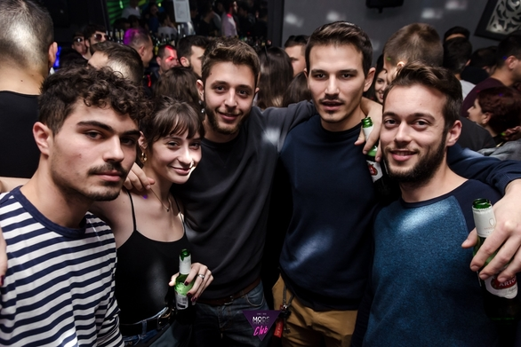 Το πιο τρελό trash party του Μods (pics)