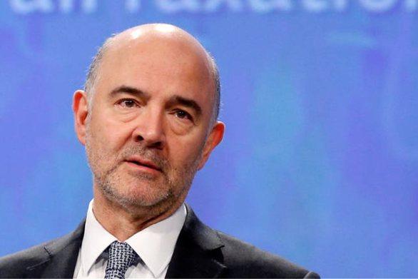 """Μοσκοβισί: """"Η Ελλάδα έχει εκπληρώσει τις δεσμεύσεις της"""""""