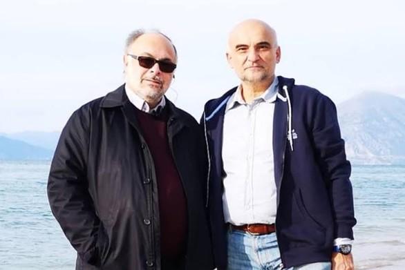 Πάτρα - Ο Τάκης Καλοκαιρινός υποψήφιος με το Νίκο Τζανάκο