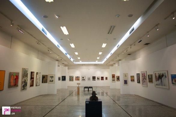 Η Δημοτική Πινακοθήκη Πατρών, θα φιλοξενήσει σχέδια και ψηφιδωτά έργα του Γιάννη Κολέφα!