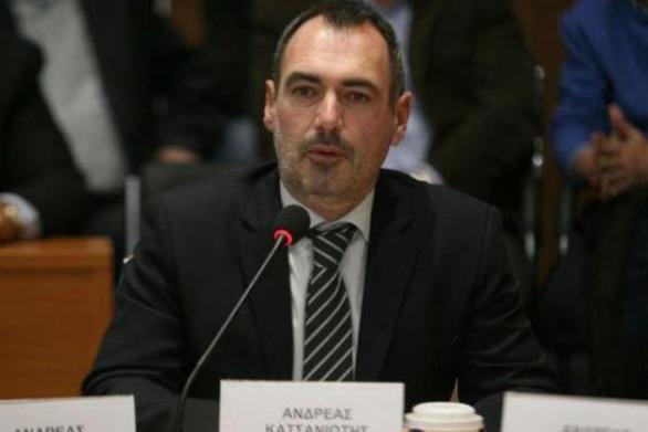 Πάτρα: Παραιτήθηκε ο Ανδρέας Κατσανιώτης από Περιφερειακός Σύμβουλος Δυτικής Ελλάδας