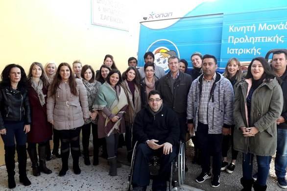 Πραγματοποιήθηκαν προληπτικοί οφθαλμολογικοί έλεγχοι σε 1.595 μαθητές της Δυτικής Ελλάδας