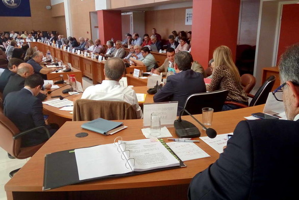Δυτική Ελλάδα: H Επιτροπή της Περιφέρειας για την παρακολούθηση του έργου της Πατρών - Πύργου