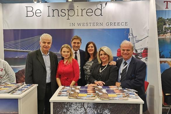 Αυξανόμενο το ενδιαφέρον Πολωνών επισκεπτών για τη Δυτική Ελλάδα