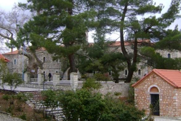 Ιερά Μονή Αγίας Λαύρας - Το ιστορικό μοναστήρι της Αχαΐας (pics)