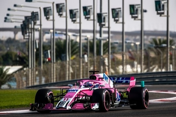 Αλλάζει όνομα η Force India για το 2019