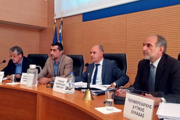 Πάτρα - Τα θέματα που θα συζητηθούν στην προσεχή συνεδρίαση του Περιφερειακού Συμβουλίου