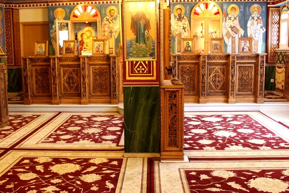 Πανηγυρίζει το Ιερό Παρεκκλήσιο της Αγίας Άννης, στην Πάτρα!