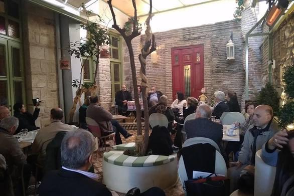 Πάτρα: Mε επιτυχία η εκδήλωση των ΟΜ ΣΥΡΙΖΑ Κεντρικού Διαμερίσματος (pics)