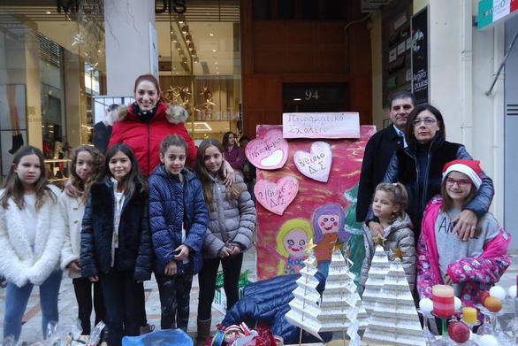 Οι μαθητές της Πάτρας δίδαξαν αγάπη και άναψαν τη... Φλόγα! - Συγκέντρωσαν 15.350 ευρώ