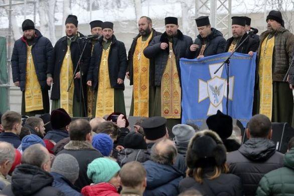 Ανακηρύχθηκε αυτοκέφαλη η εκκλησία της Ουκρανίας