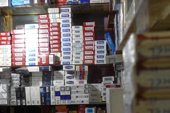 Αχαΐα: Έκλεψε από περίπτερο 35 πακέτα τσιγάρα