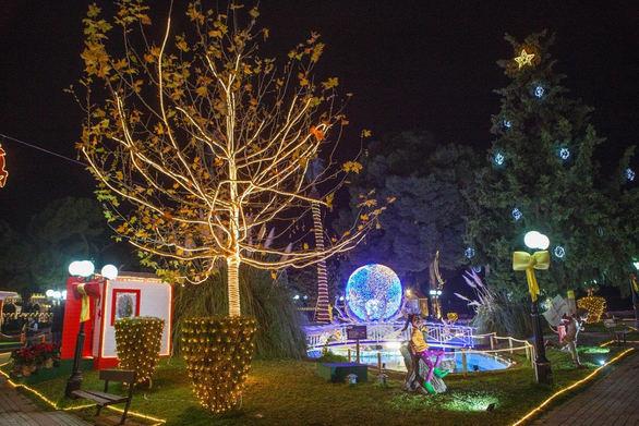 Αίγιο: Πλούσιο το πρόγραμμα των δράσεων στο πάρκο των Χριστουγέννων