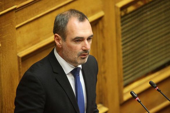 """Α. Κατσανιώτης: """"Διαλύσατε την μεσαία τάξη, αλλά αυτή θα σταθεί και πάλι όρθια για να κρατήσει όρθια και την Ελλάδα"""""""