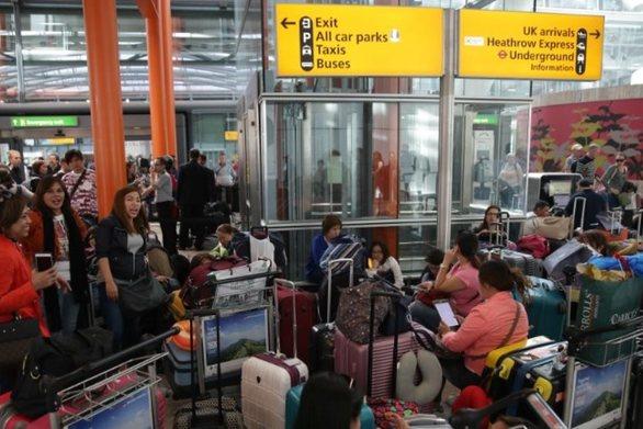 Χάος στο αεροδρόμιο του Gatwick λόγω drones