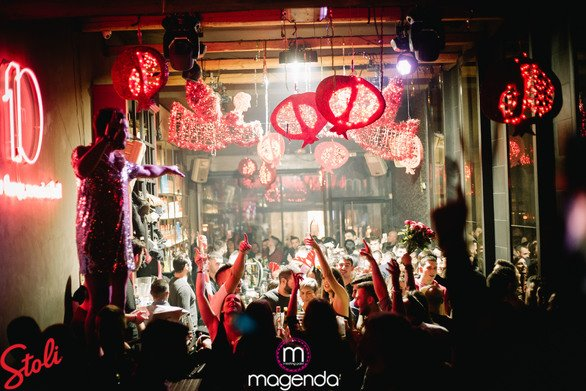 After Midnight at Magenda 20-12-18