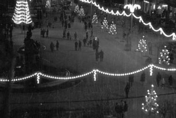 Ρετρό - Χριστούγεννα στην Πάτρα, τα παλιά τα χρόνια (pics)