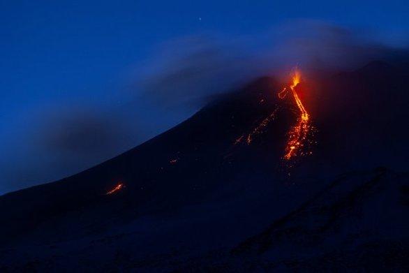 Ιταλία: Έκρηξη στο ηφαίστειο της Αίτνας