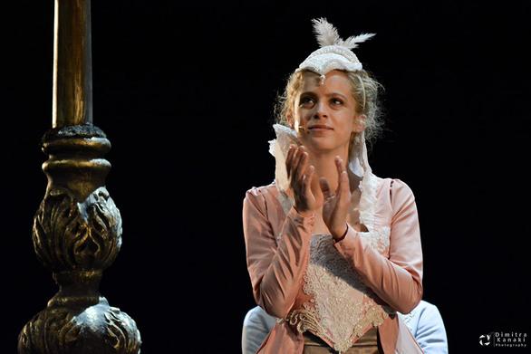 """Έλλη Τρίγγου - Η Πατρινή """"Βιόλα"""" κάνει αίσθηση στον """"Ερωτευμένο Σαίξπηρ"""""""