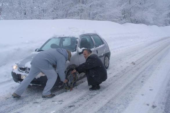 Πελοπόννησος: Προβλήματα στην κυκλοφορία των οχημάτων