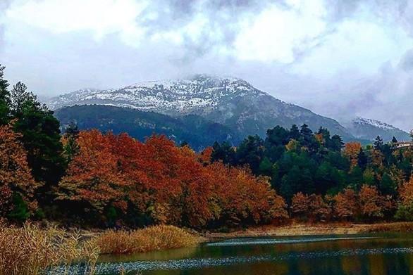 Ο απόλυτος χειμωνιάτικος προορισμός της Αχαΐας για τους λάτρεις της φύσης (pics)