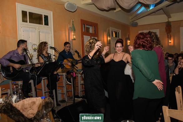 Γλυκάνισος - Yποδεχτήκαμε χορεύοντας τη νέα χρονιά (pics)
