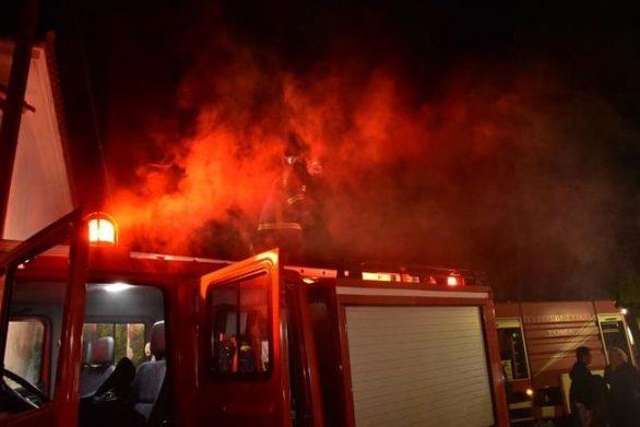 Ηλεία: Κάηκε σπίτι στα Ζαχαρέικα – Νεκρή ηλικιωμένη γυναίκα