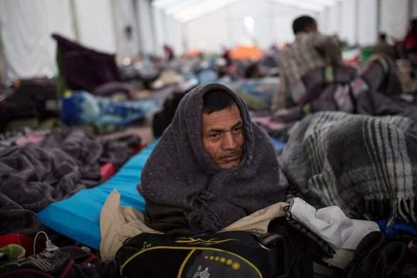 Έκλεισε καταυλισμός με 150 μετανάστες στο Μεξικό