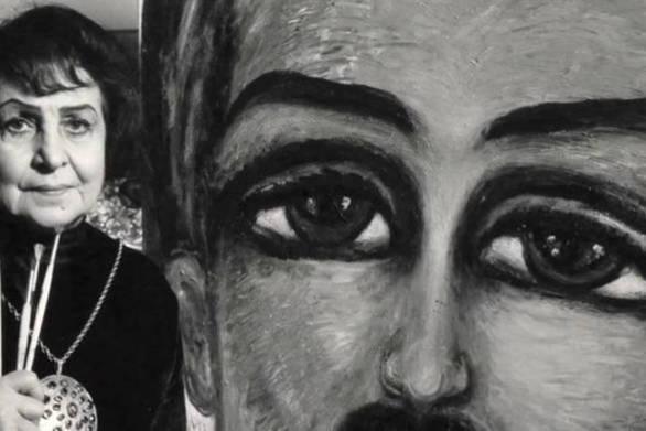 Φαχρελνισά Ζεΐντ: Η Google αφιερώνει το Doodle στην πρωτοπόρο Τουρκάλα ζωγράφο