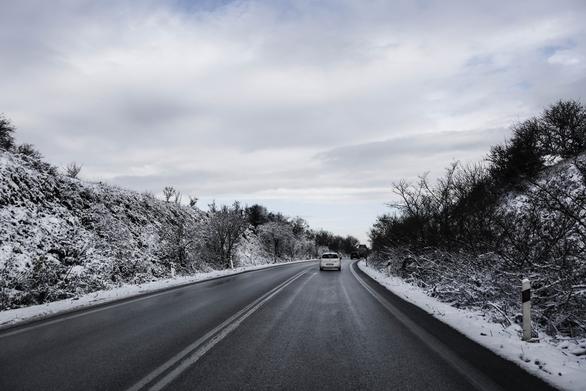 Δυτική Ελλάδα: Που χρειάζονται αλυσίδες λόγω παγετού