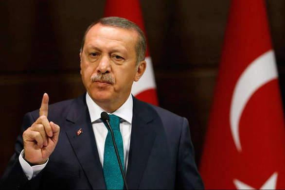 Έξαλλος ο Ερντογάν με τον σύμβουλο εθνικής ασφάλειας του Τραμπ
